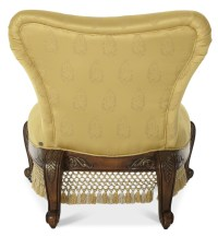 Oppulente Armless Sweetheart Back Chair from Aico (67831 ...