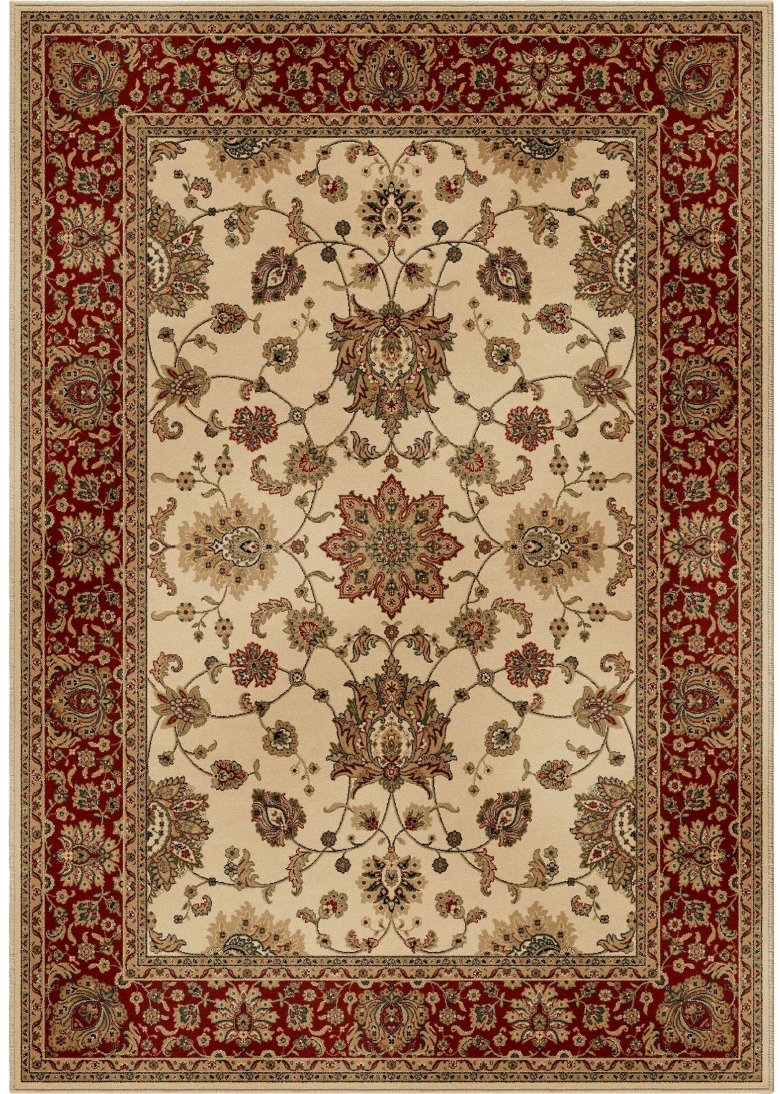 American Heirloom Borokan Ivory Extra Large Area Rug from Orian  Coleman Furniture