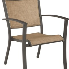 Target Sling Chair Tan Feet Protectors Carmadelia And Brown Outdoor Set Of 4 From