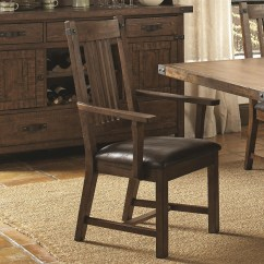 Rustic Leather Chair New River Adirondack Chairs Padima Dining Arm Set Of 2 From