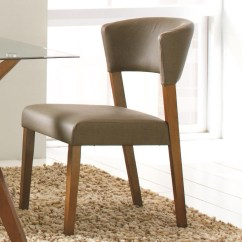 Grey Upholstered Chair White Folding Chairs Paxton Gray Dining Set Of 2 From Coaster