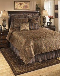 Bellingham Moroccan Queen Bedding Set, Q162005Q, Ashley ...