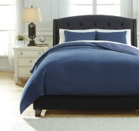 Sensu Denim Queen Duvet Cover Set from Ashley (Q742003Q