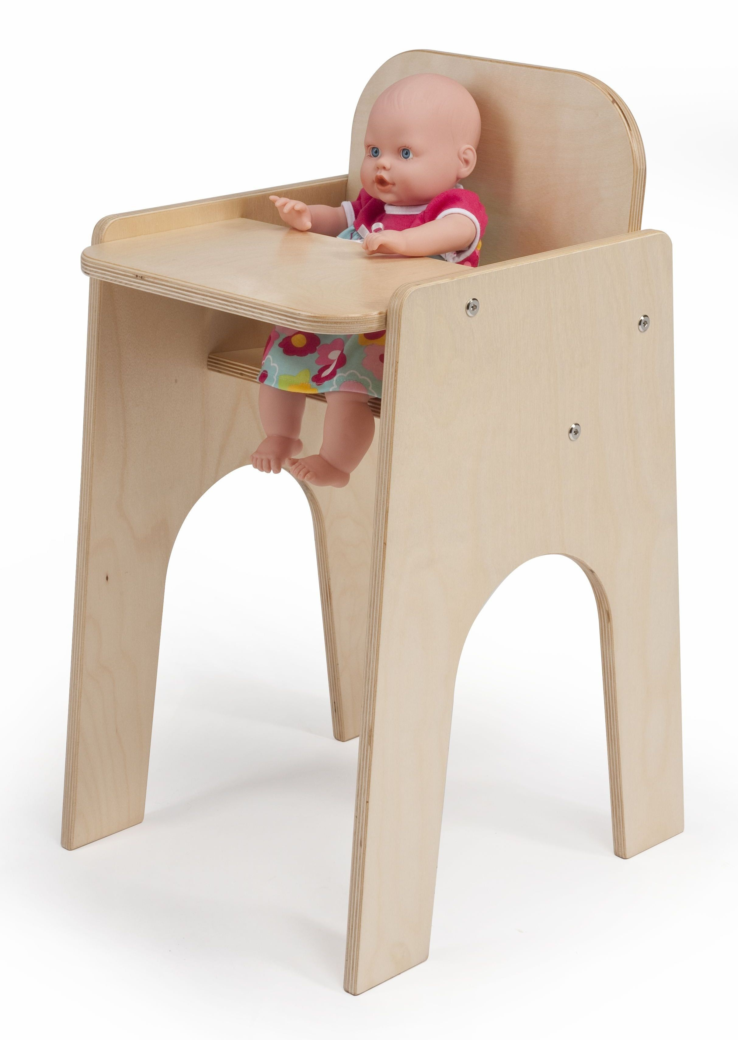 baby boy doll high chair rocking metal frame from whitney brothers wb1229 coleman