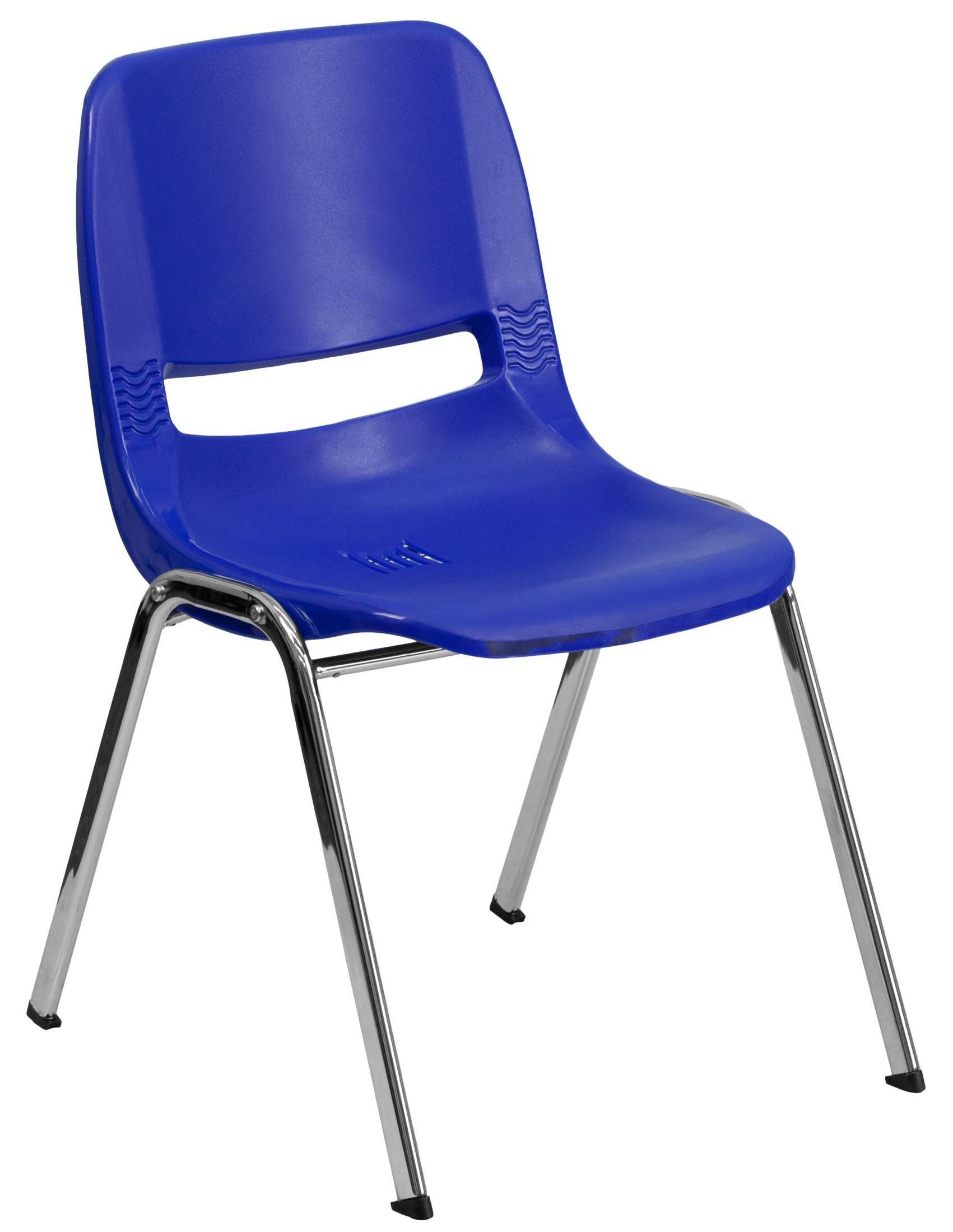Hercules Stacking Chairs Hercules Series Navy 29 Quot Ergonomic Shell Stack Chair With