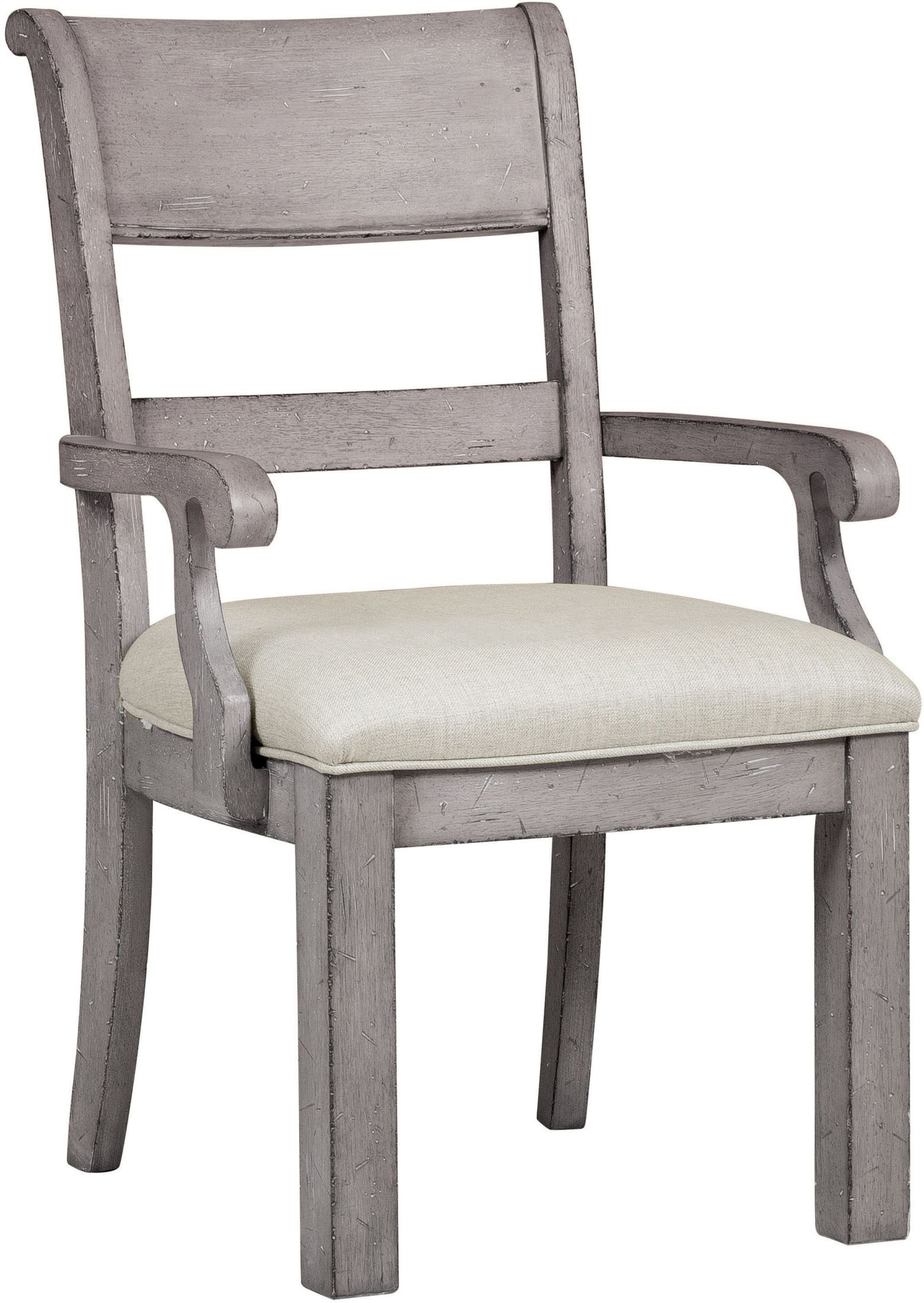 grey arm chair directors white prospect hill gray s082 155 samuel lawrence
