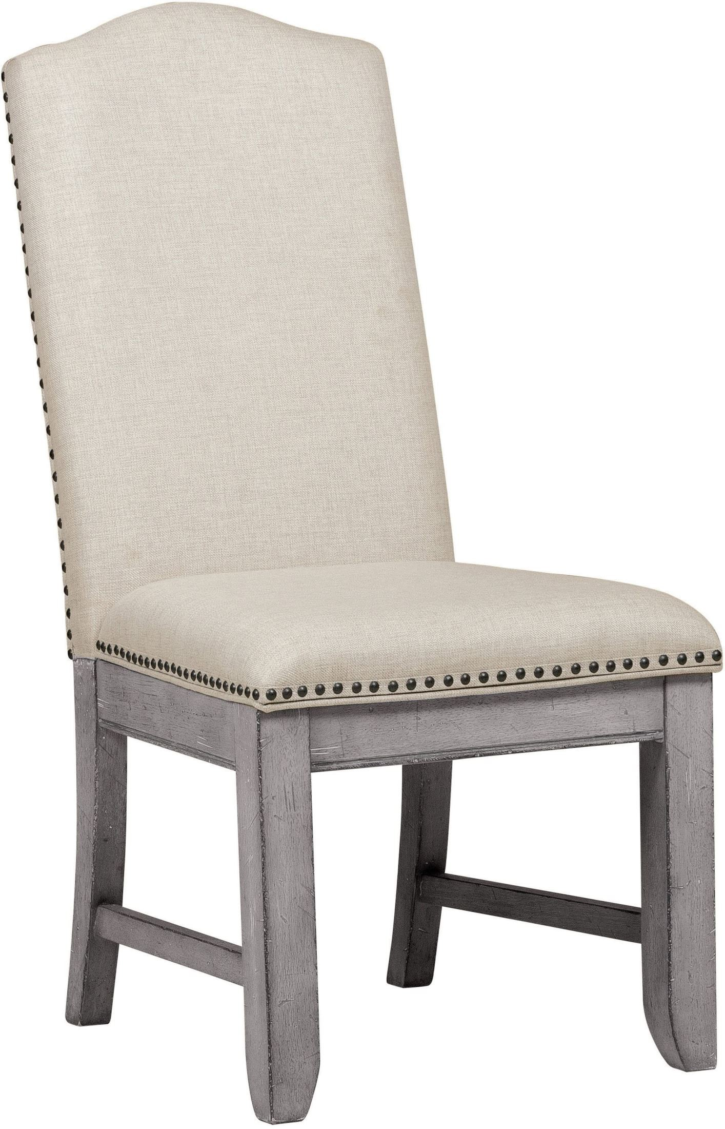 gray side chair yellow swivel accent prospect hill upholstered back set of 2