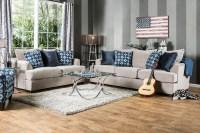 Velvet Living Room Set