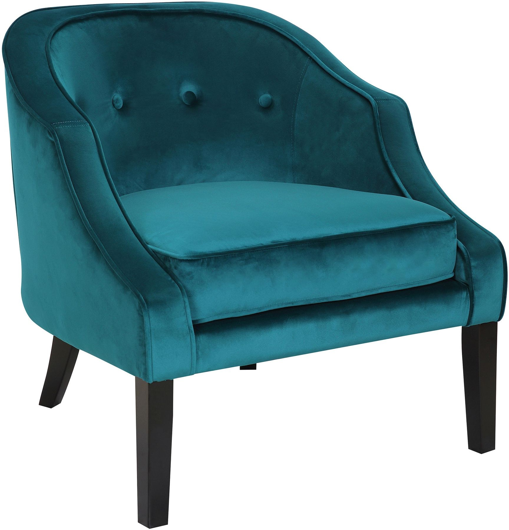 Emerald Green Accent Chair Sofia Emerald Green Accent Chair