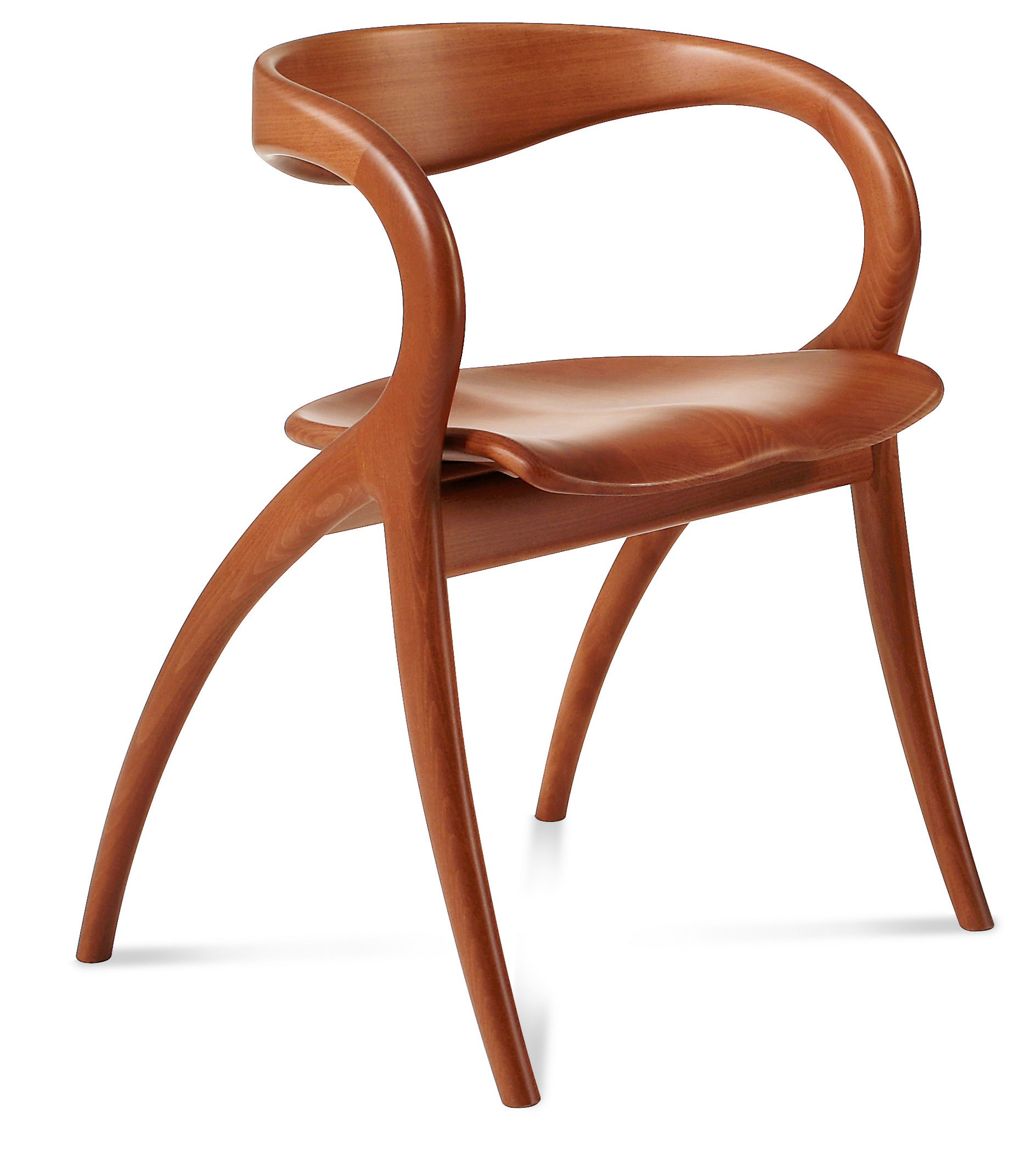 Cherry Chairs Star Light Cherry Dining Chair From Domitalia Star 9sk 04