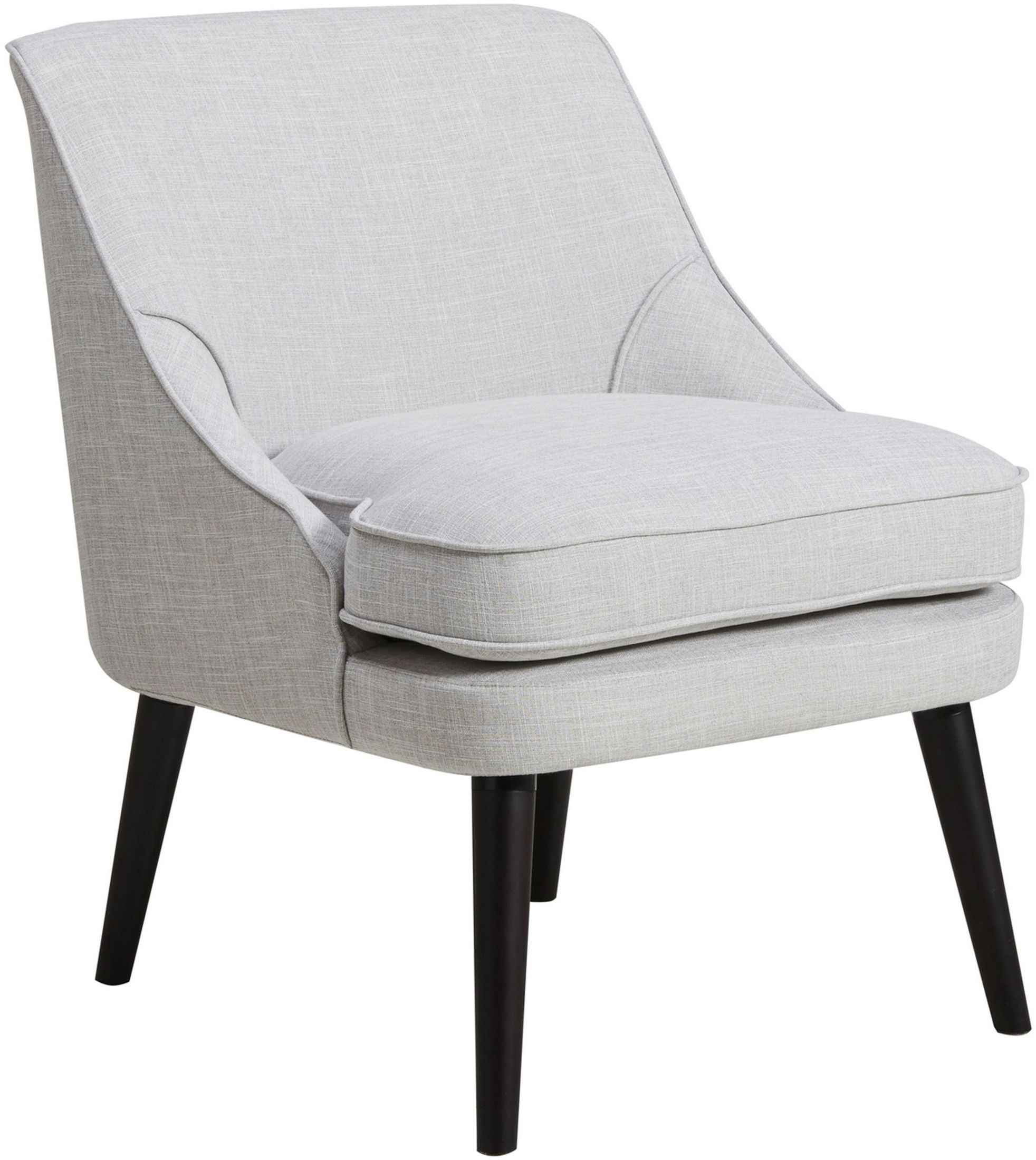 Grey Upholstered Chair Grey Upholstered Accent Chair From Pulaski Coleman Furniture