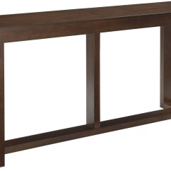 Watson Sofa Table Best Bed For Everyday Use Uk From Ashley T481 4 Coleman Furniture