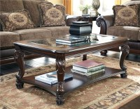 Norcastle Rectangular Cocktail Table from Ashley (T519-1 ...