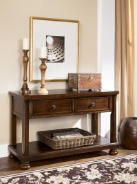 Porter Sofa Table/Media Console from Ashley (T697-4 ...