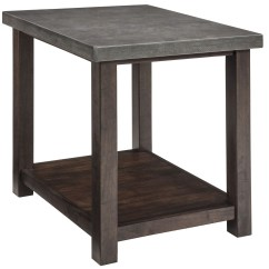 Chair Side End Table Madison Park Chairside Accent Starmore Brown T913 7 Ashley