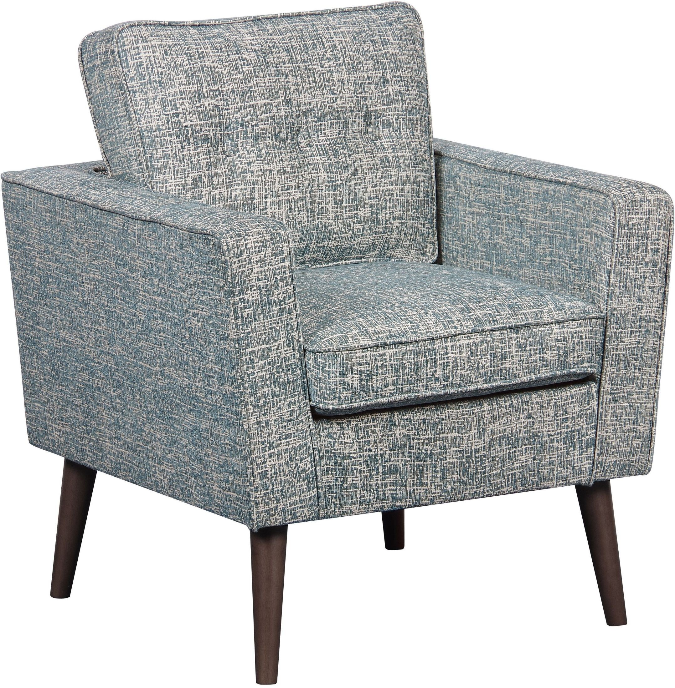 Accent Chairs Modern Mid Century Modern Lagoon Textured Accent Chair From