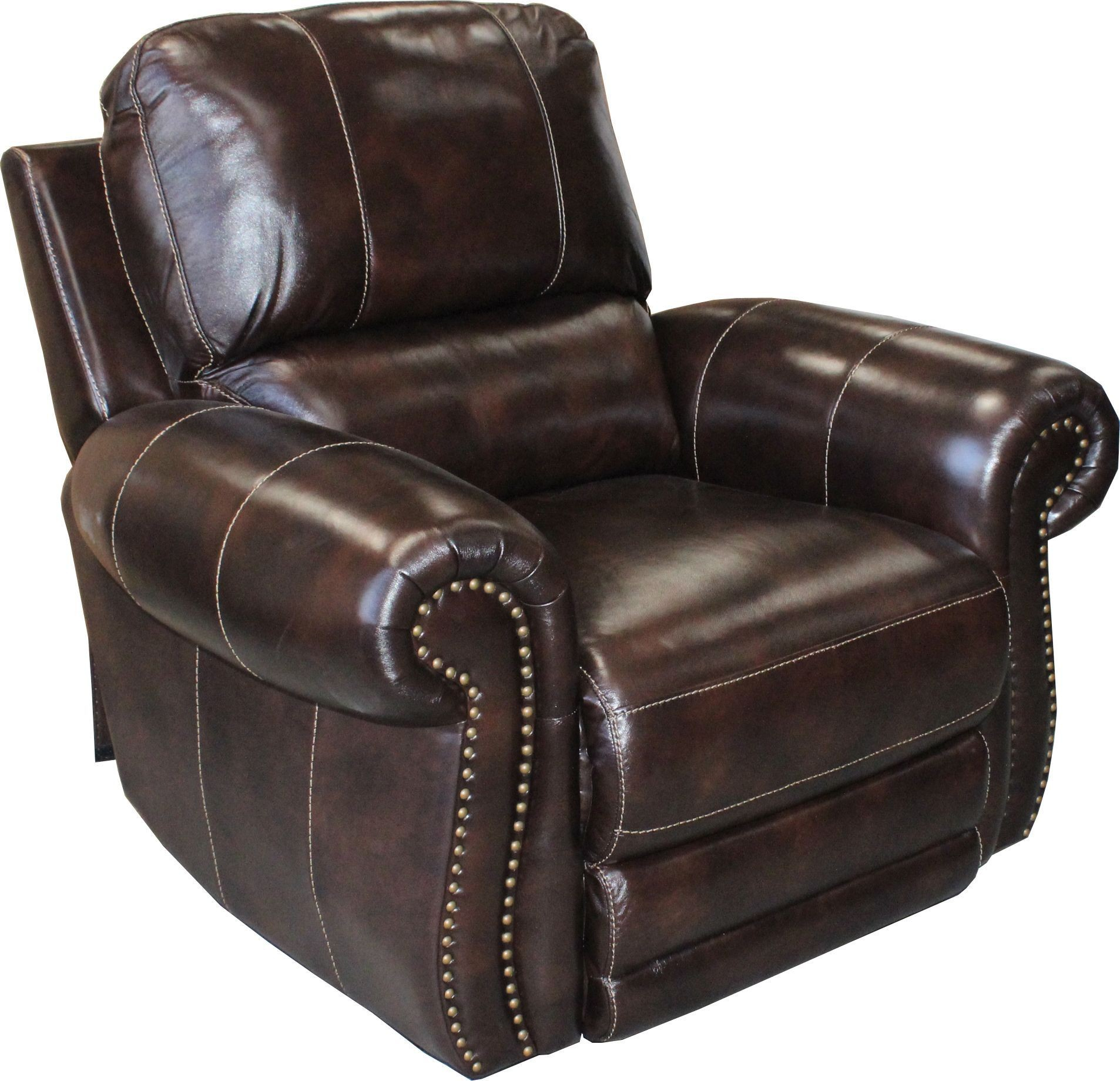 parker leather sofa reviews score live tennis thurston shadow dual power reclining living room set from