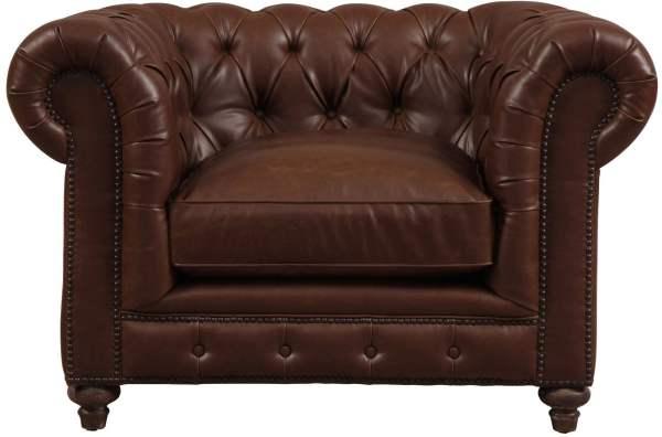 Durango Antique Brown Leather Club Chair Tov Coleman Furniture