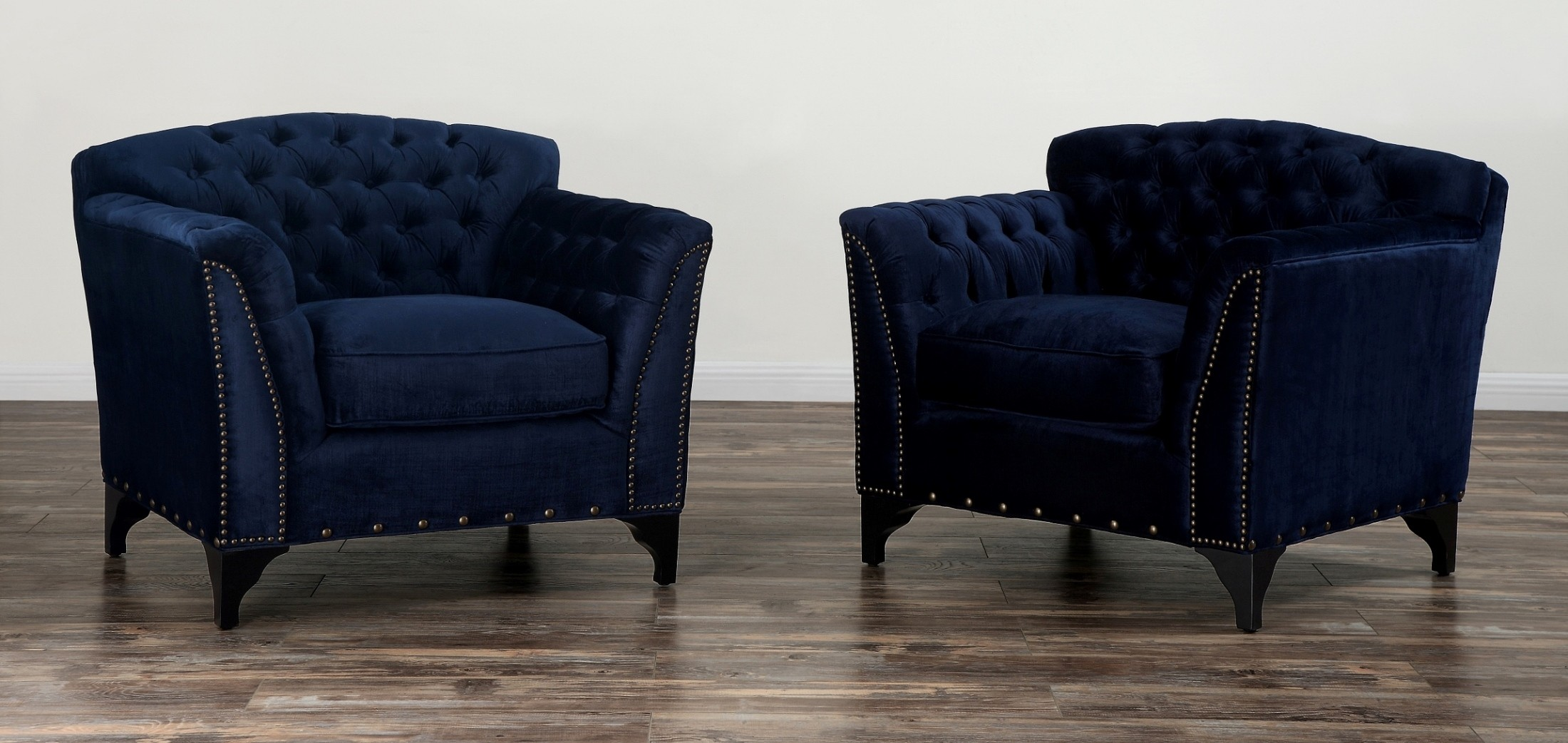 Navy Club Chair Waterford Navy Velvet Club Chair From Tov Tov C42