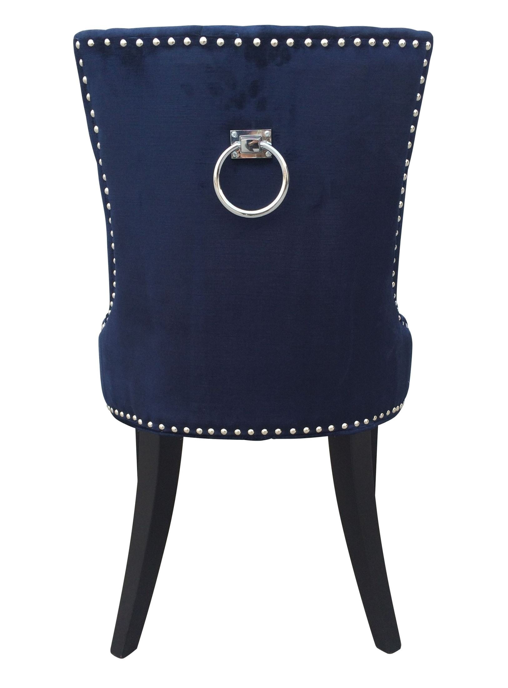 navy dining room chairs p chair company uptown velvet set of 2 from tov d30