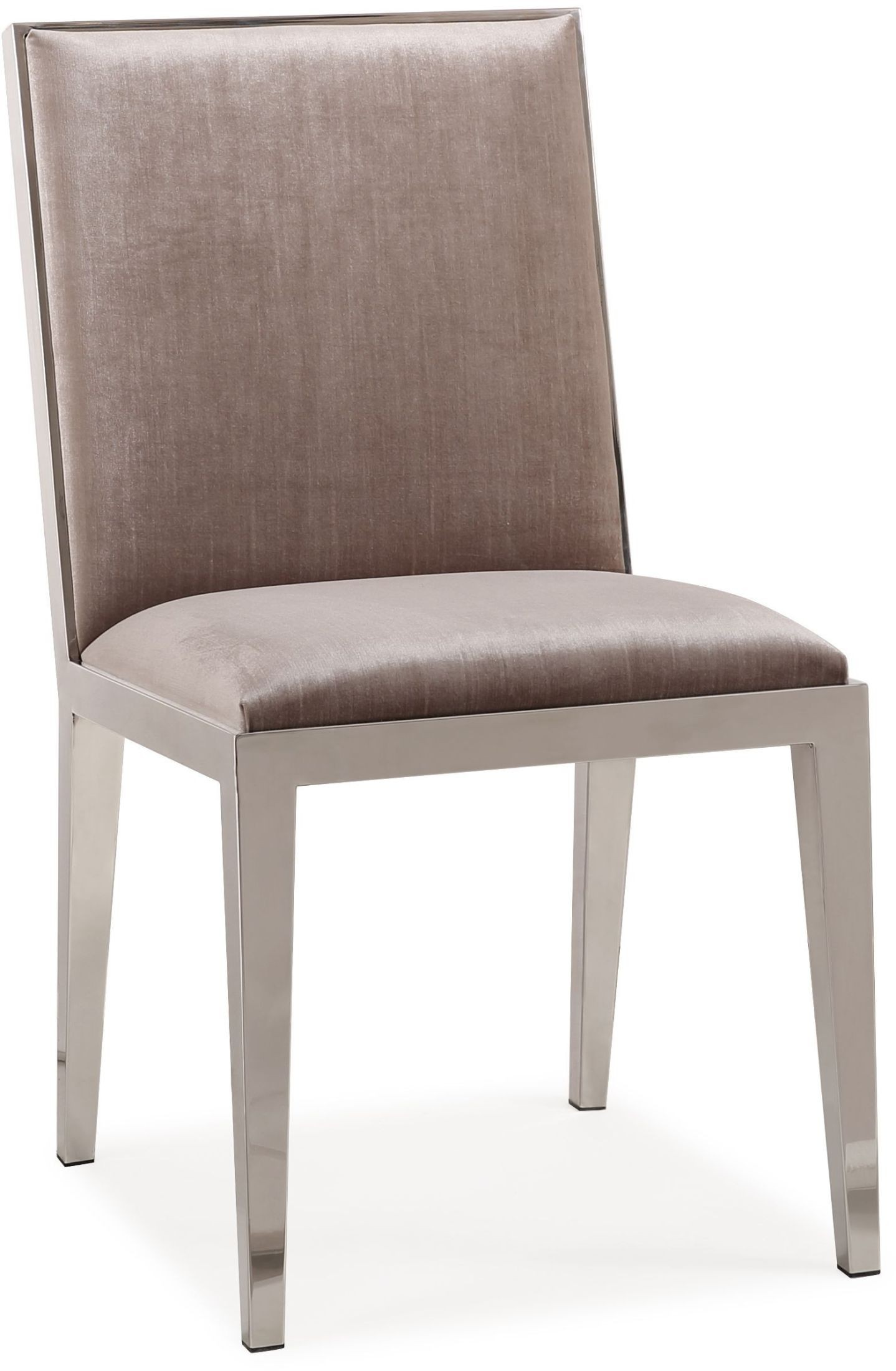 Gray Velvet Chair Riley Gray Velvet Dining Chair D3722 Tov Furniture