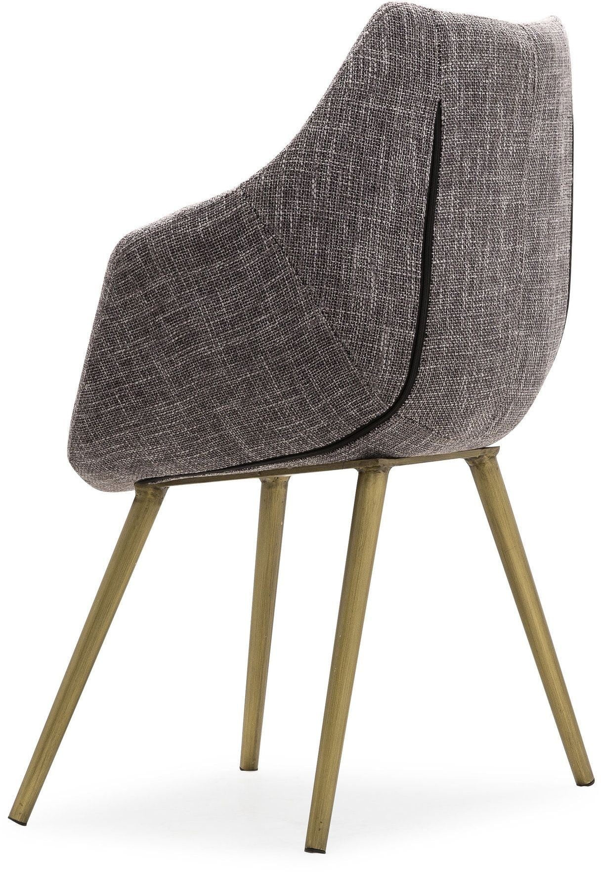 Tweed Chair Finn Grey Tweed Chair From Tov Coleman Furniture