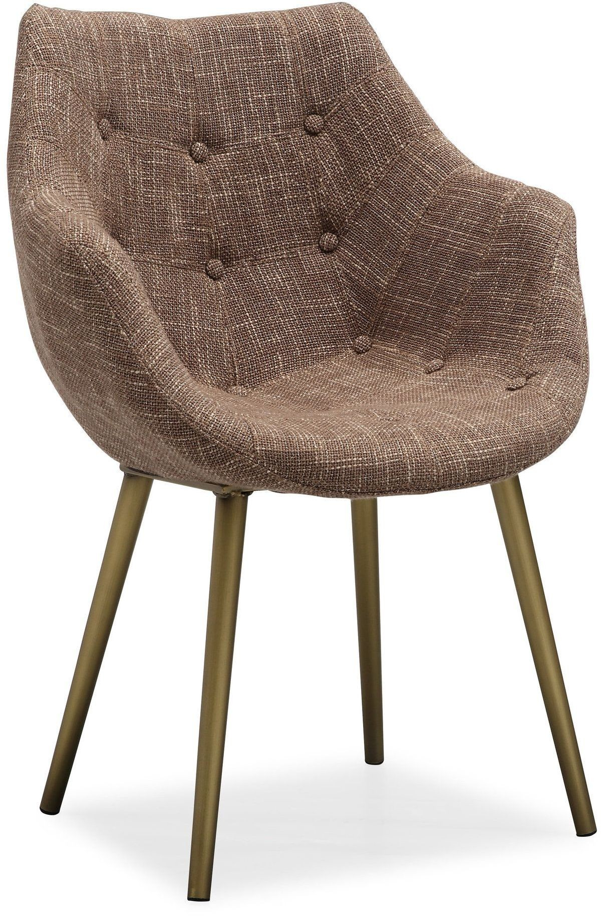 Tweed Chair Finn Brown Tweed Chair From Tov Coleman Furniture