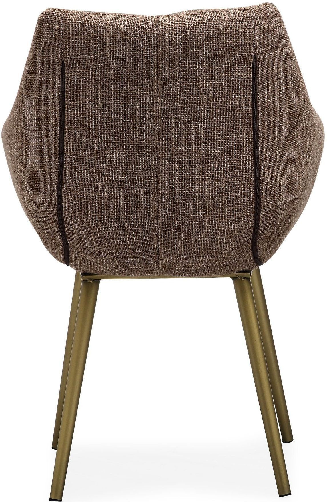 Tweed Chair Finn Brown Tweed Chair G5457 Tov Furniture
