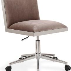 Office Chair Velvet Nailhead Dining Chairs Canada Harper Silver H3715 Tov Furniture