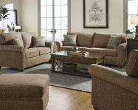 Aubrey Mocha Living Room Set from Progressive Furniture ...