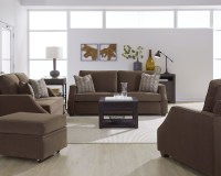 Hadley Chocolate Living Room Set from Progressive