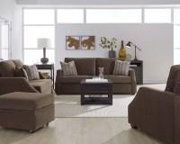Hadley Chocolate Living Room Set from Progressive