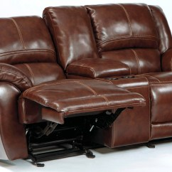 Glider Sofa Muuto Sofabord Brugt Lenoris Coffee Reclining Loveseat With Console From