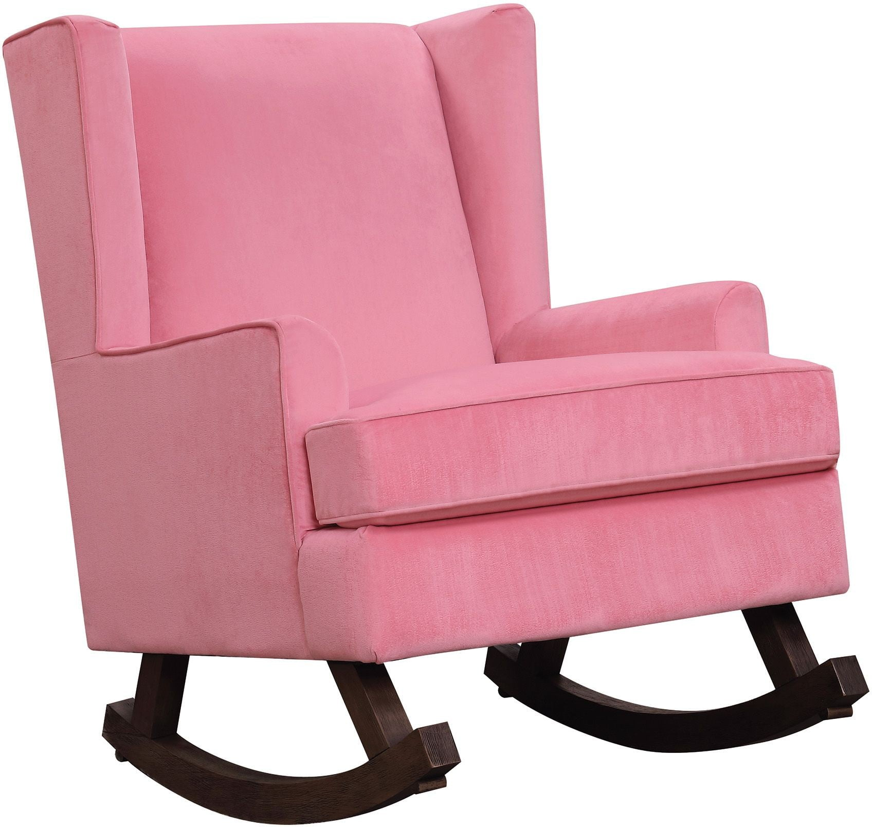 Lily Pink Glider Chair from Elements Furniture  Coleman