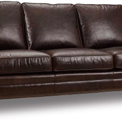 Leather Sofa Washington Dc Sofas Houston Sale Bradshaw Brown From Hooker Coleman Furniture