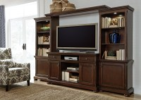 Porter Large Entertainment Wall Unit from Ashley (W697-132 ...