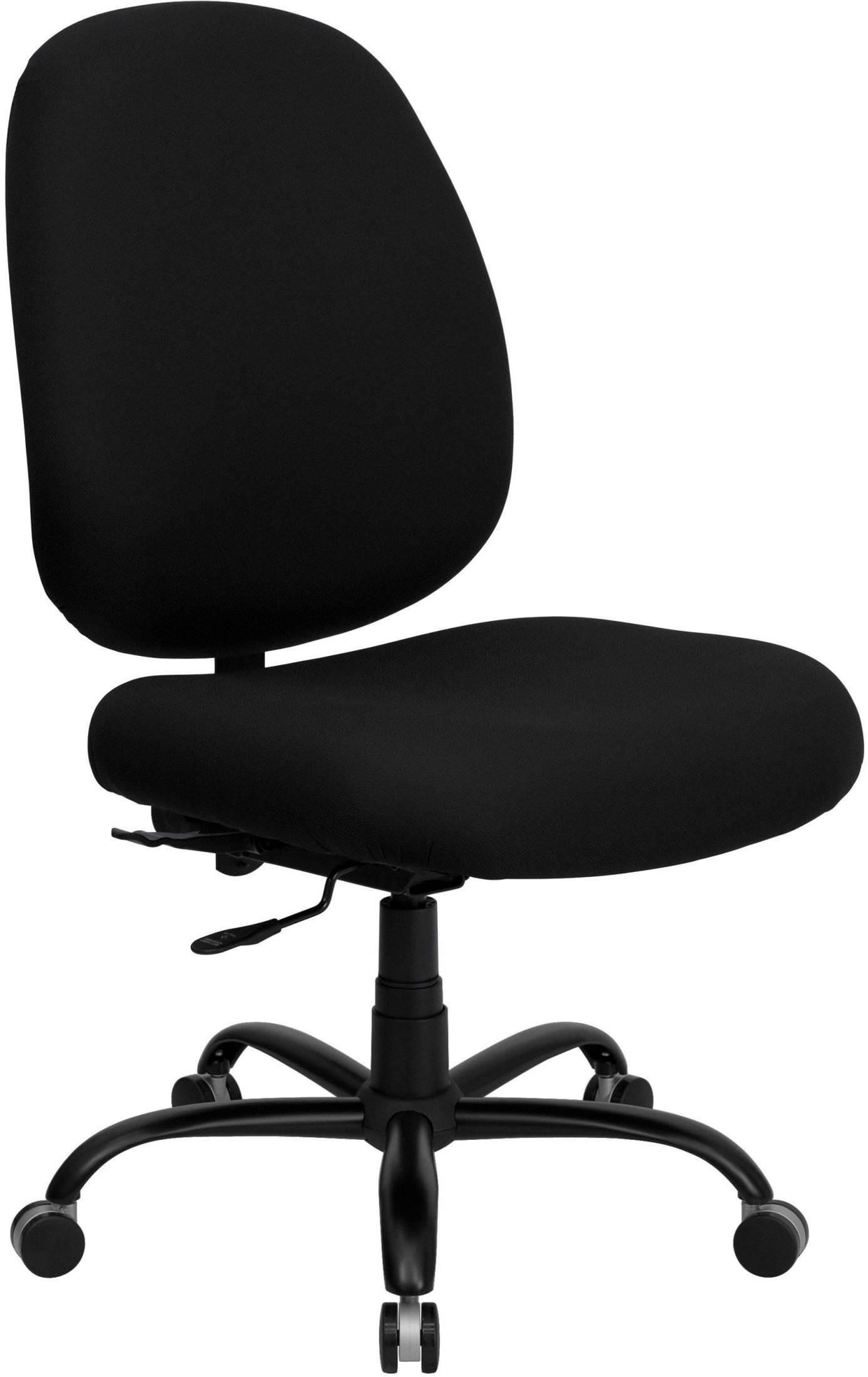 Tall Office Chair Hercules 500 Lb Capacity Big And Tall Black Office Chair