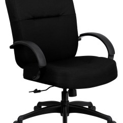 Hercules Big And Tall Drafting Chair Plastic Hand 10001485 Black Fabric Arm Office