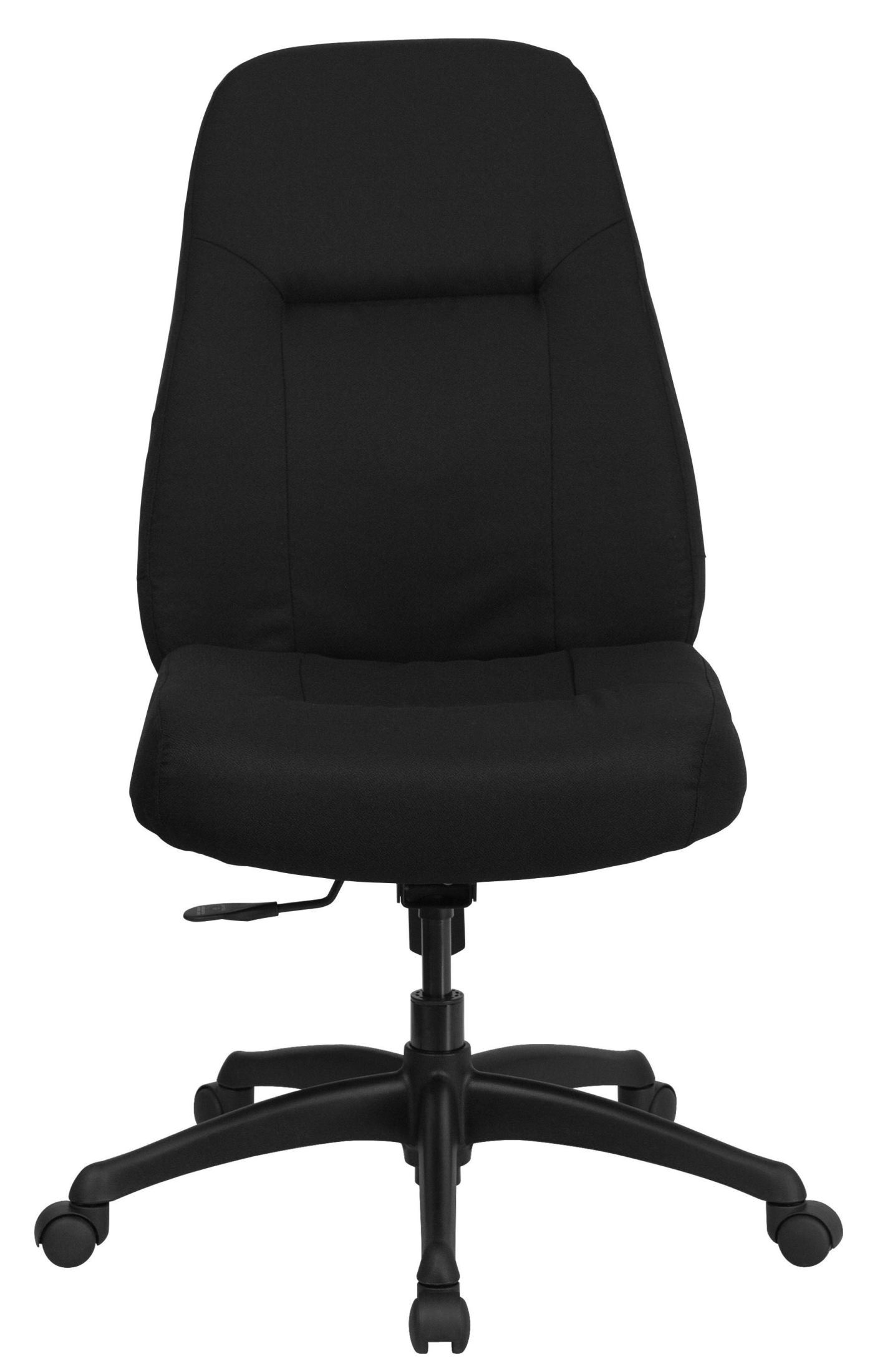 hercules big and tall drafting chair wood patio chairs series high back black fabric office