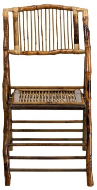 American Champion Bamboo Folding Chair from Renegade (X ...