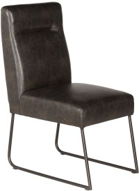 Industrial Brown Dining Chair Set of 2 from Pulaski ...