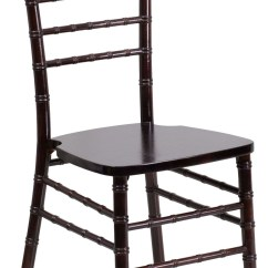 Natural Chiavari Chairs Toys R Us Table And For Toddlers Flash Elegance Walnut Wood Chair From Renegade