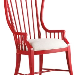 Spindle Arm Chair Cool Chairs For Bedroom Sanctuary Red Tall Set Of 2 5404 75400