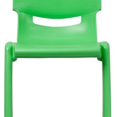 Stackable Resin Chairs Green Lucite Desk Chair With Arms 31 5 Quoth Plastic School From Renegade