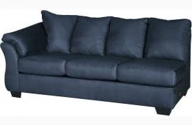 darcy blue raf sectional