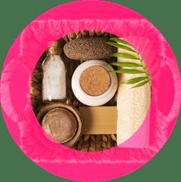 cosméticos naturais e veganos