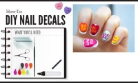 DIY Valentine's Day Nail Decals | Beautylish
