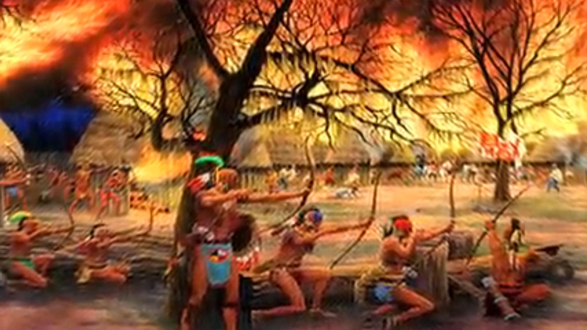 Chokkilissa A Place Where Chickasaws Can Dance Again