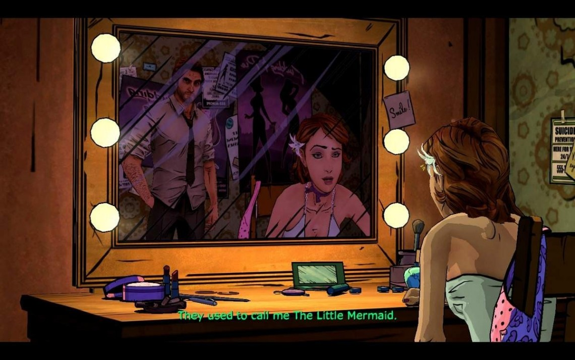 The Wolf Among Us - Ep.2: Smoke & Mirrors - Đánh Giá Game