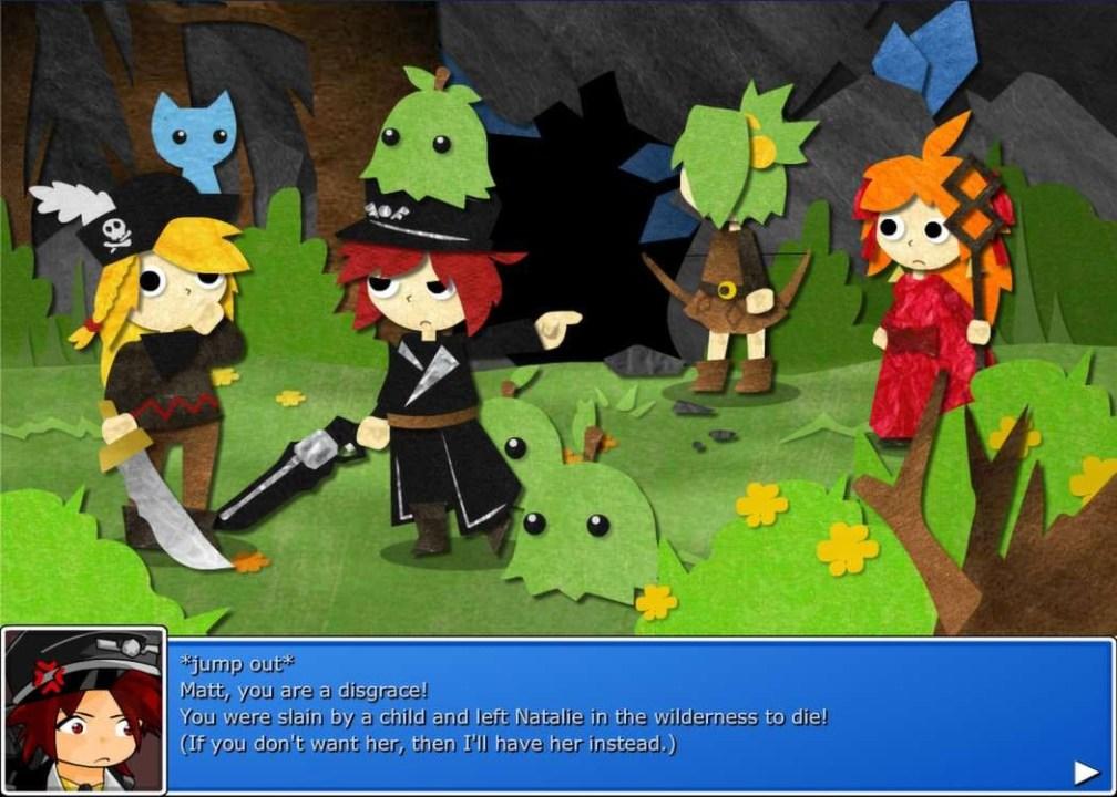 Epic Battle Fantasy 4 - Đánh Giá Game